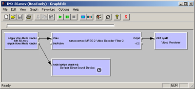 QuickTime IMX for QuickTime and DirectShow|nanocosmos